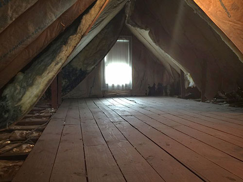 Attic Cleanouts New York City (after)