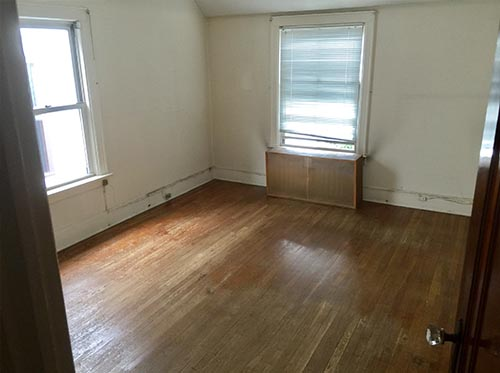 Furniture Removal from appartment in New York City (after)