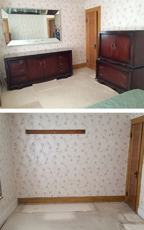 Unwanted furniture removal nyc for Furniture removal