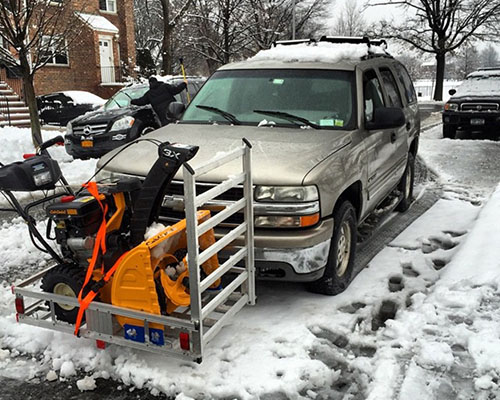 Snow Removal, Queens New York
