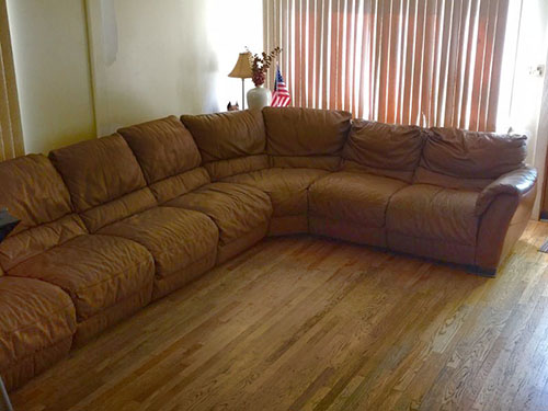 sofa removal nyc